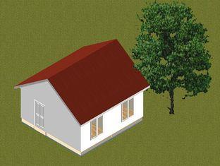 China La pequeña casa de planta baja prefabricada del marco de acero de la familia se dirige/los hogares prefabricados contemporáneos proveedor