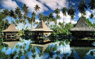 China Casa de planta baja prefabricada prefabricada de Bali, casas de planta baja de Overwater para el centro turístico Maldivas proveedor
