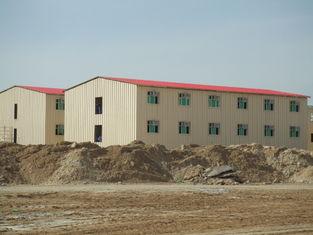 China Edificios comerciales prefabricados del bajo costo/edificio prefabricado del metal de Saveing de la energía proveedor