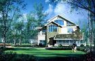Casa prefabricada, alto chalet del aislamiento con PVC Windows de desplazamiento