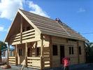 China Casa de planta baja tropical de Overwater de la ventilación de la humedad/casas de madera compañía