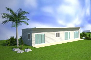 China Pequeña casa modular de la función de los planos australianos prefabricados multi de la abuelita distribuidor