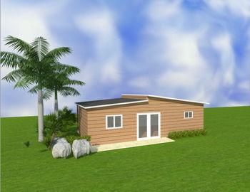 China Casas modulares baratas de los planos portátiles australianos de la abuelita/pequeñas casas prefabricadas distribuidor