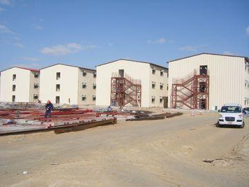 China Construcción de viviendas prefabricada, estructura de acero, edificios de oficinas distribuidor