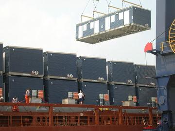 China Equipos modernos preferidos económicos de las casas modulares con la superficie acabada distribuidor