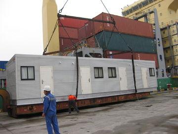 China El arquitecto diseñó casas modulares/el tabernáculo modular ancho de acero de la luz distribuidor
