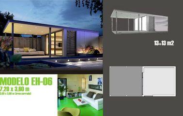 El mueble moderno acentúa el hogar del día de fiesta/prefabricó el estudio del jardín para la vida del día de fiesta